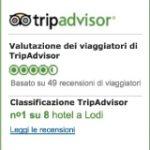 Attestato TripAdvisor 2016