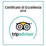 Certificato di Eccellenza 2018