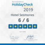 HolidayCheck 2019 6:6